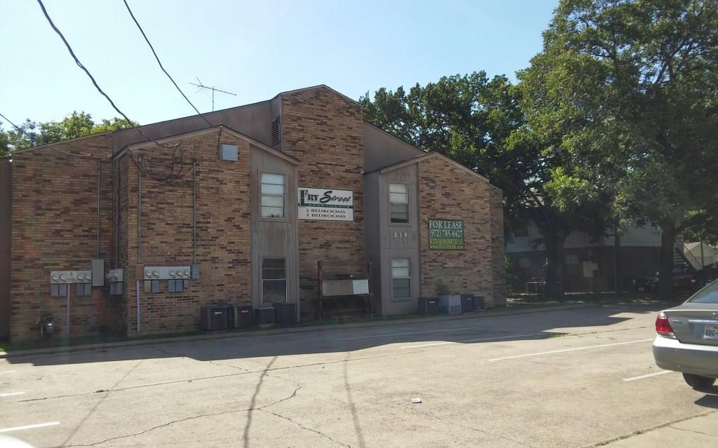 219 Fry Street 8, Denton, TX 76201