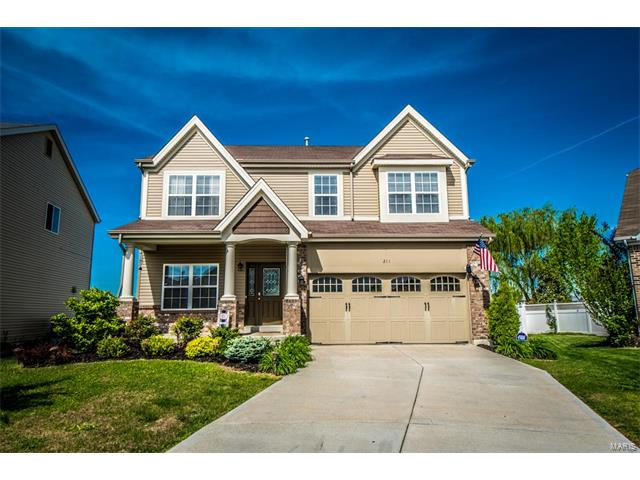 211 Berry Manor, St Peters, MO 63376