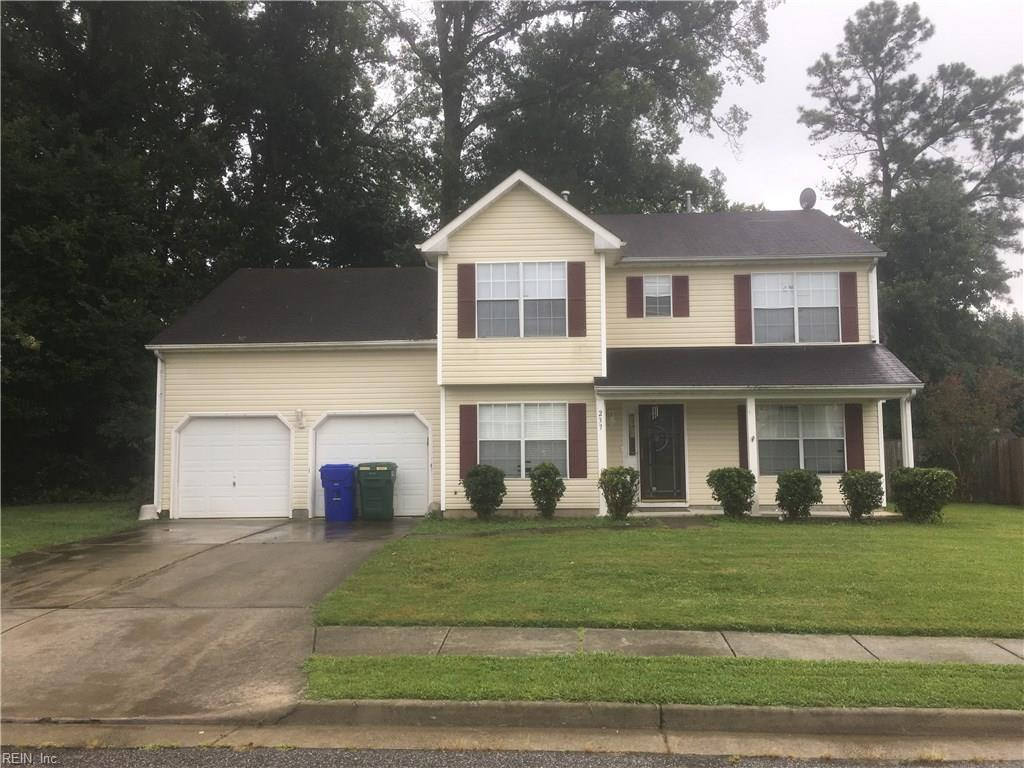 237 Waterwood WAY, Suffolk, VA 23434