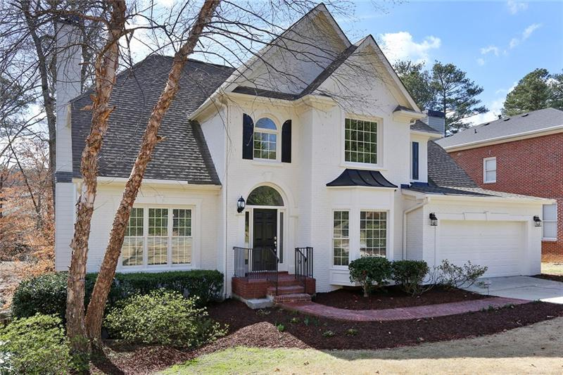 Brookhaven Gardens Homes For Sale Atlanta 30319