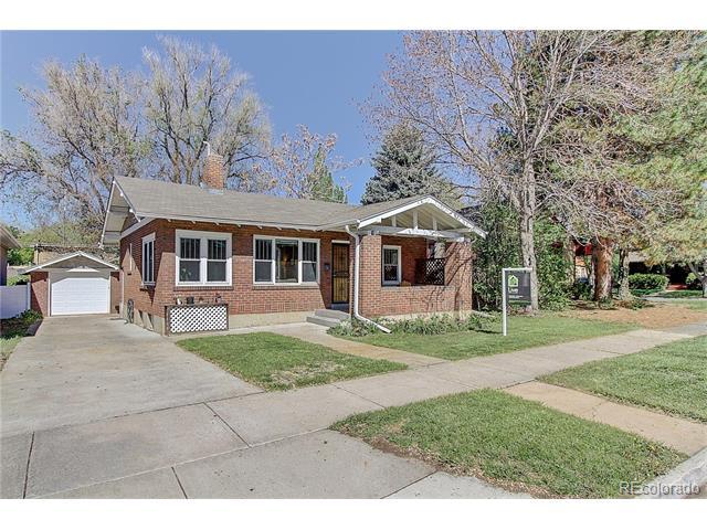 511 S Gilpin Street, Denver, CO 80209