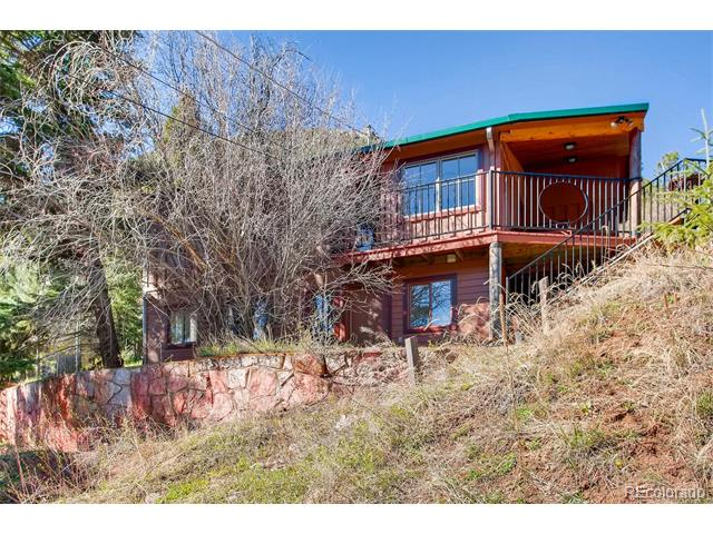 10971 Iona Avenue, Green Mountain Falls, CO 80819