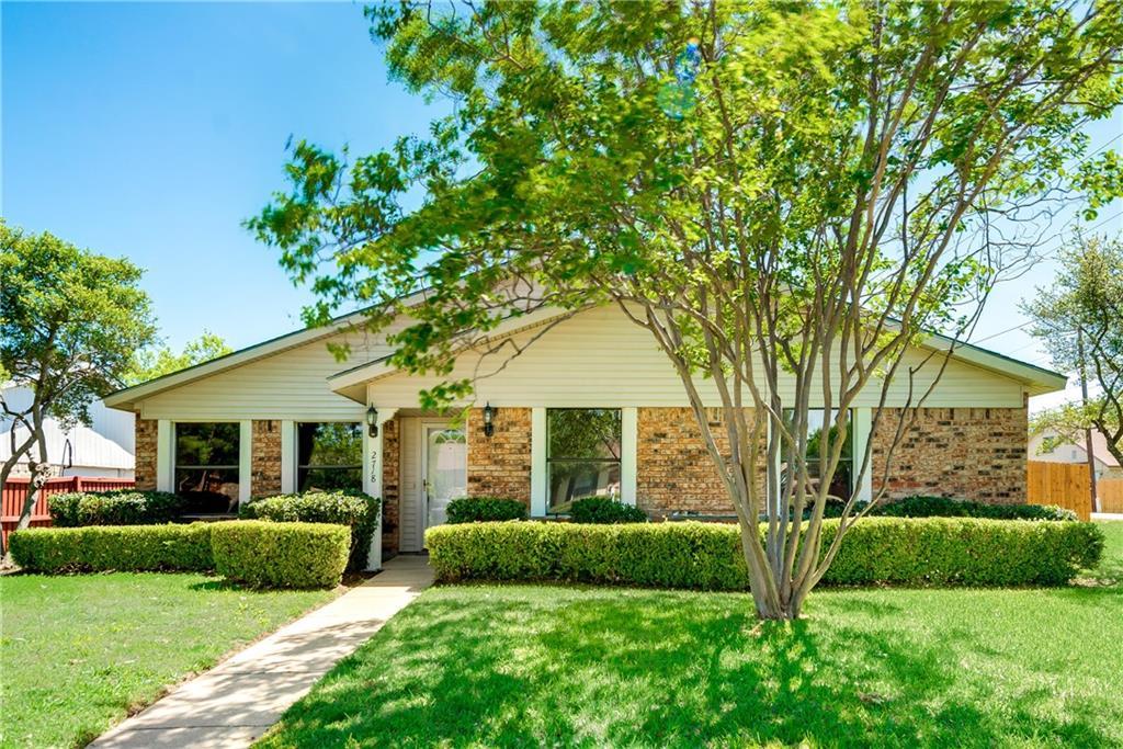2718 Saint George Drive, Garland, TX 75044