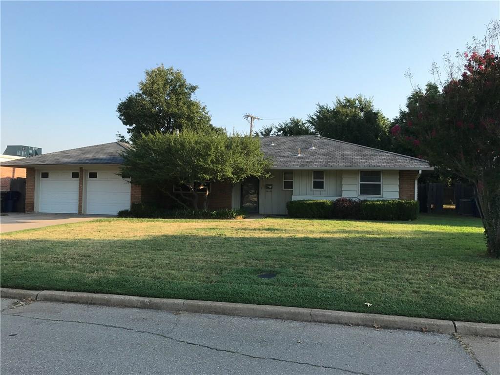 2805 Plymouth Lane, Oklahoma City, OK 73120