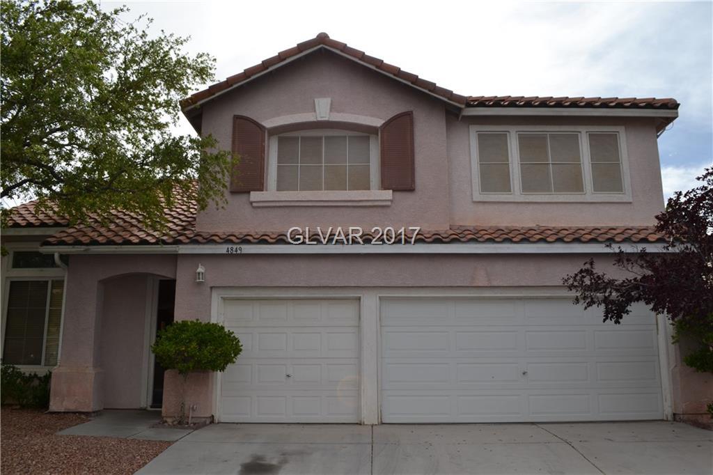 4849 ZANZIBAR Lane, Las Vegas, NV 89147