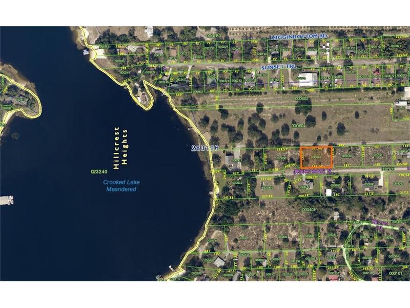 1013 CODY BLUFFS ROAD, BABSON PARK, FL 33827