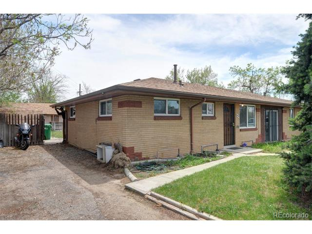 5721 E 60th Avenue, Commerce City, CO 80022