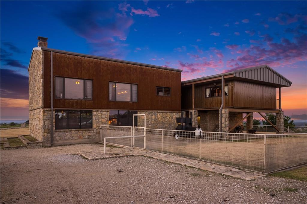 709 Rimrock Ranch Road, Possum Kingdom Lake, TX 76449