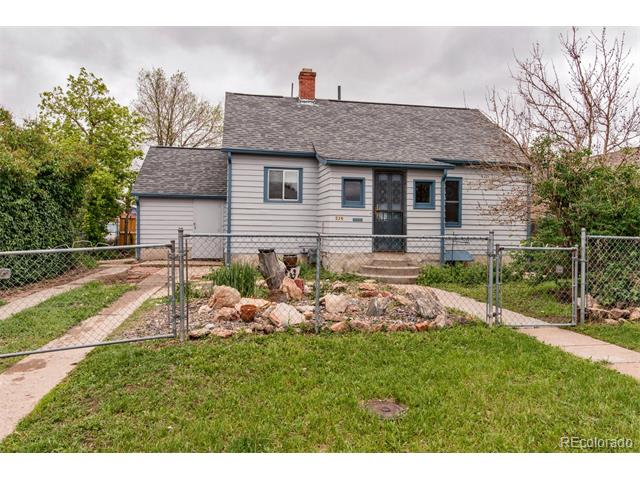 226 S Hazel Court, Denver, CO 80219