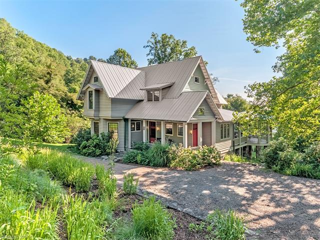 287 Whisper Mountain Drive, Leicester, NC 28748