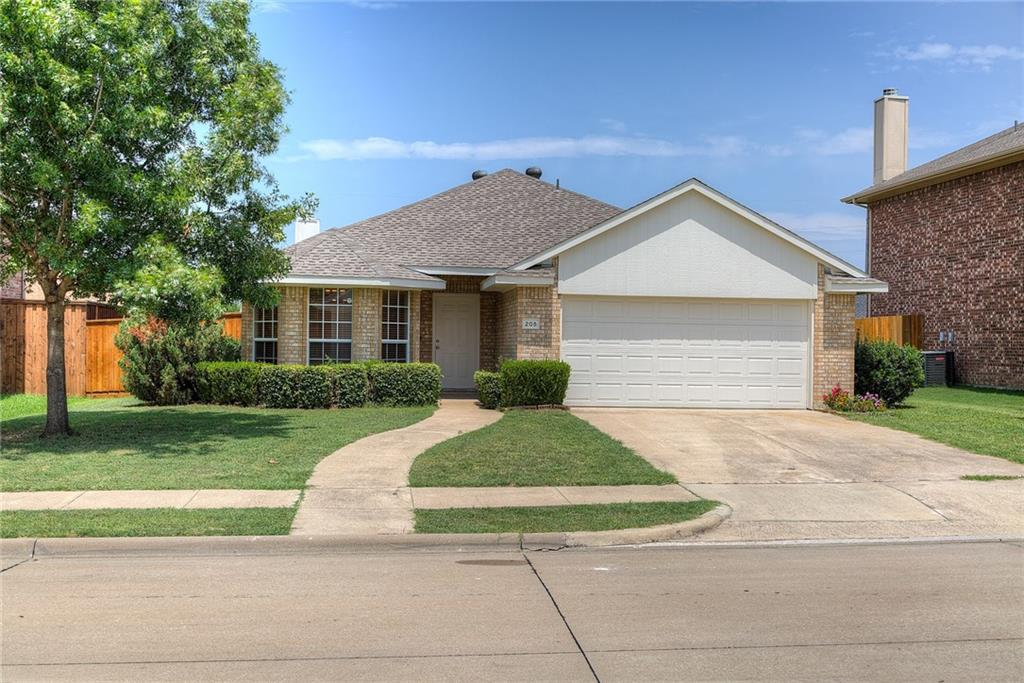 205 Harvest Bend Drive, Wylie, TX 75098