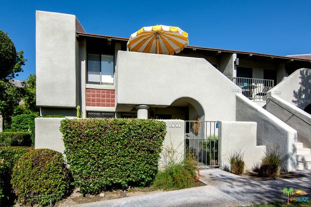 351 N Hermosa Drive 5D1, Palm Springs, CA 92262