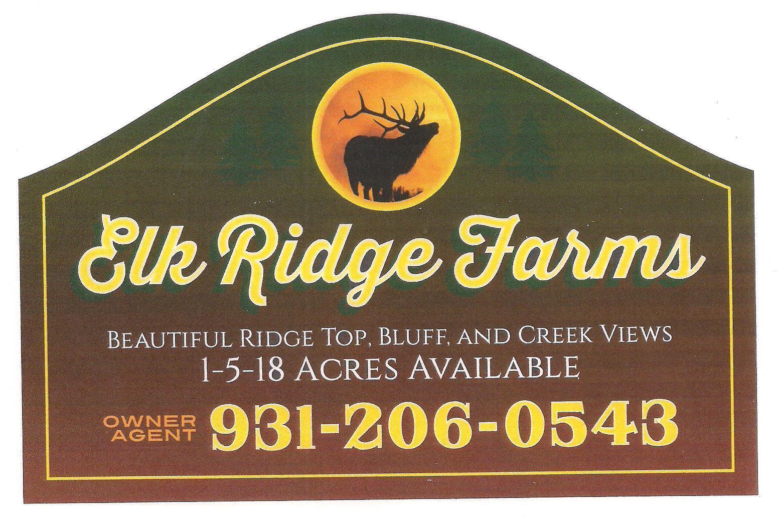 45 ELK RIDGE ROAD, Cumberland City, TN 37050