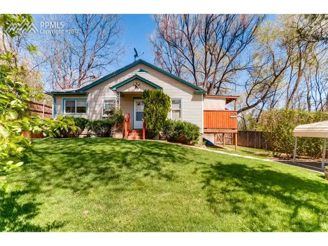 2405 Tremont Street, Colorado Springs, CO 80907