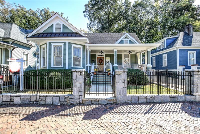 827 NE Lake Avenue, Atlanta, GA 30307
