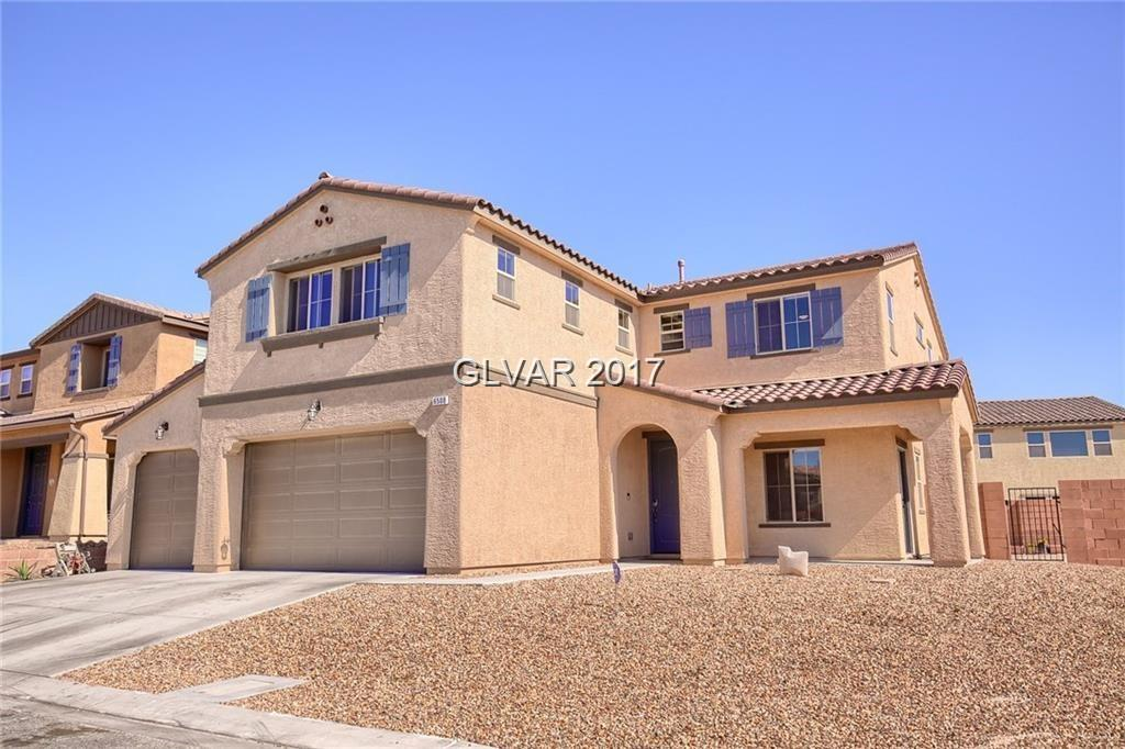 6508 CLAYSTONE CREEK Court, North Las Vegas, NV 89084