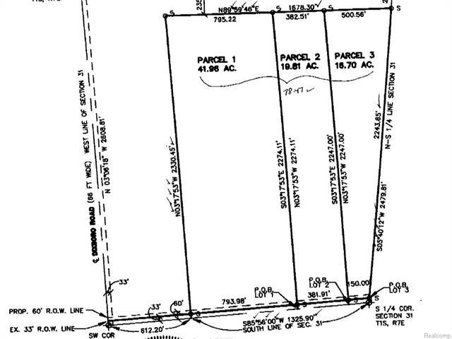 5295 Joy Road, Salem Twp, MI 48170