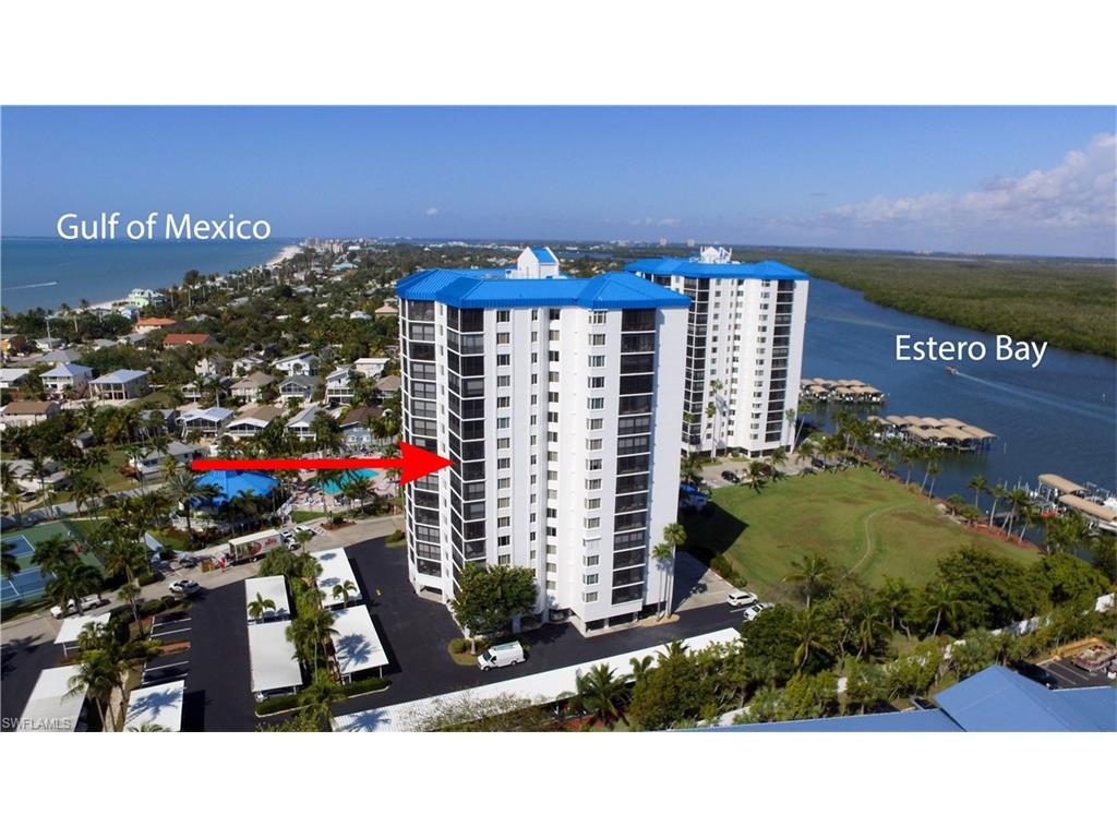 4745 Estero BLVD 802, FORT MYERS BEACH, FL 33931