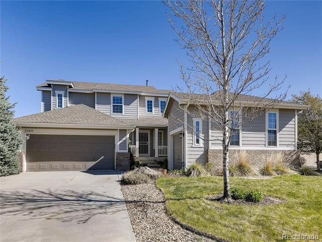 22415 Golfview Lane, Parker, CO 80138