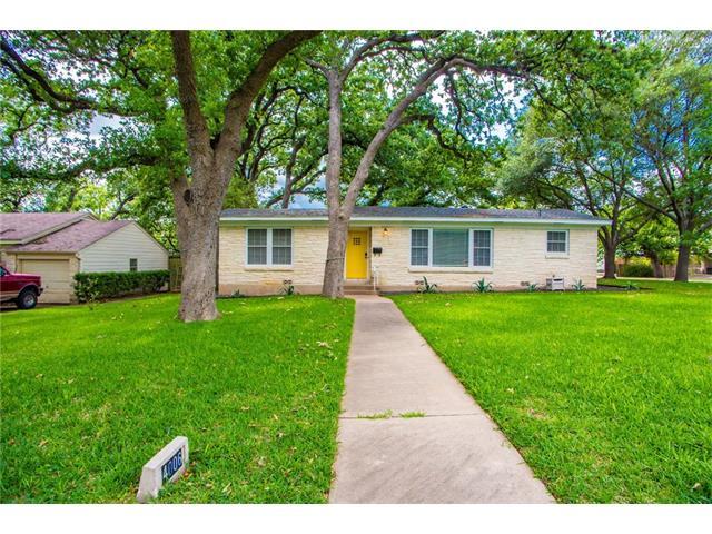 4006 Bradwood Rd, Austin, TX 78722