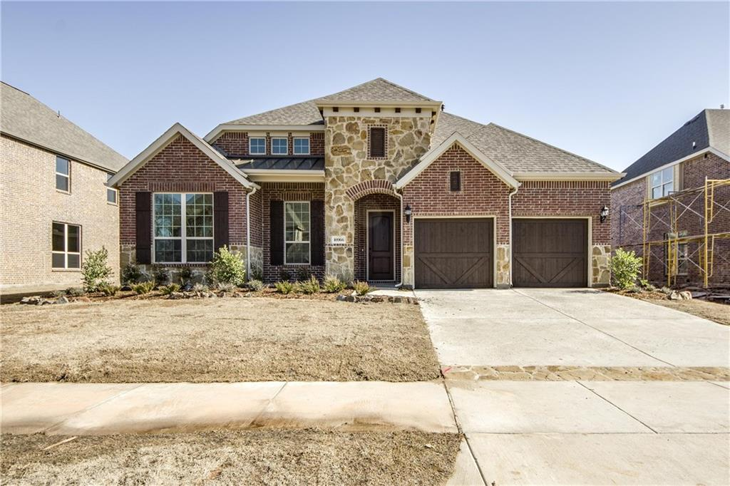 10966 Pattison Drive, Frisco, TX 75035