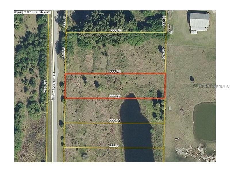 1426 RED BARN ROAD, MOORE HAVEN, FL 33471