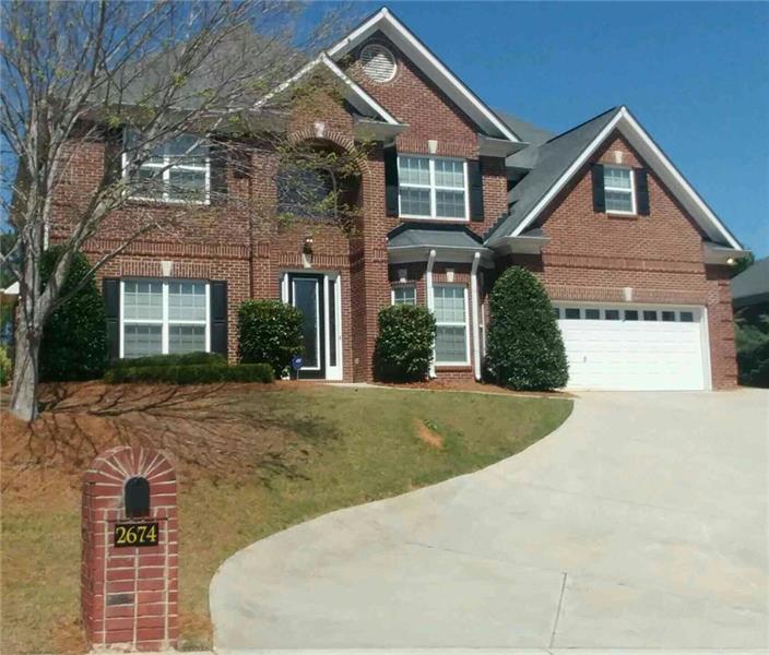 2674 SW Saint Paul Drive, Atlanta, GA 30331