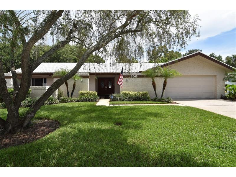 2649 CLUBHOUSE DRIVE S, CLEARWATER, FL 33761