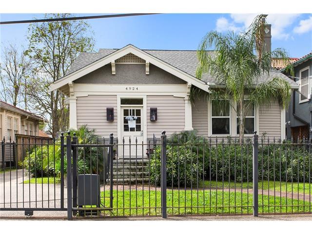 4924 S GALVEZ Street, New Orleans, LA 70125