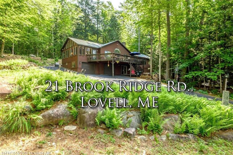 21 Brook Ridge RD , Lovell, ME 04051