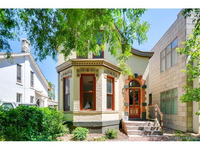 2524 Stout Street, Denver, CO 80205