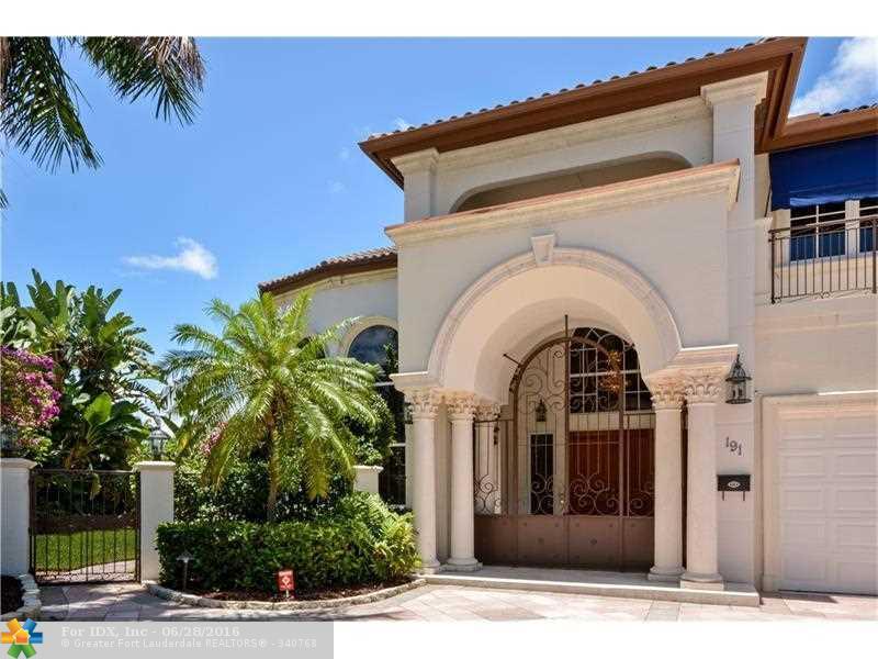 191 Seven Isles Dr, Fort Lauderdale, FL 33301