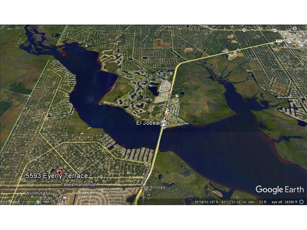5593 Eyerly TER, PORT CHARLOTTE, FL 33981