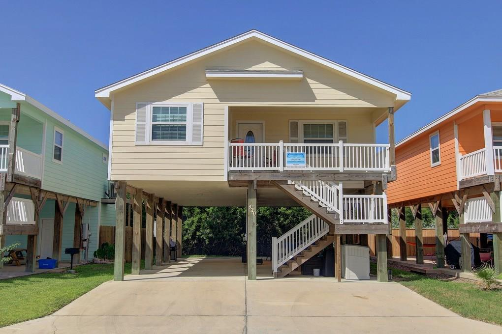 420 Chloes Way, Port Aransas, TX 78373