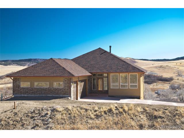 5294 Country Club Drive, Larkspur, CO 80118