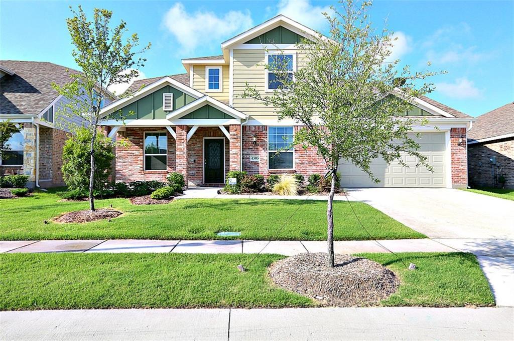 4505 Switchgrass Street, Celina, TX 75009