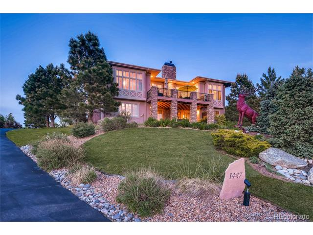 1447 Hardrock Place, Castle Rock, CO 80104