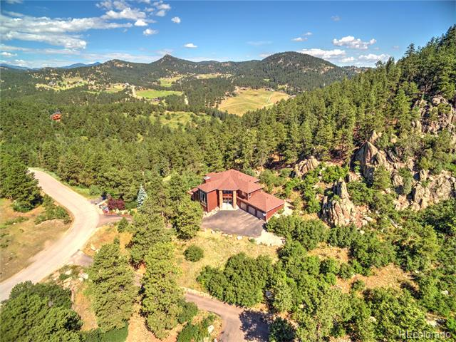 7294 S Sourdough Drive, Morrison, CO 80465