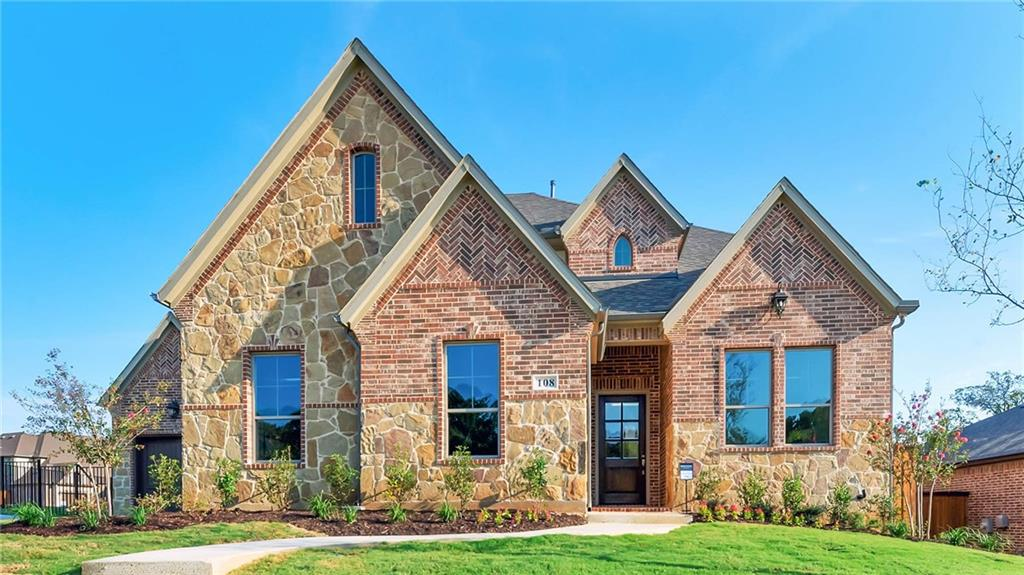 108 Chisholm Trail, Highland Village, TX 75077
