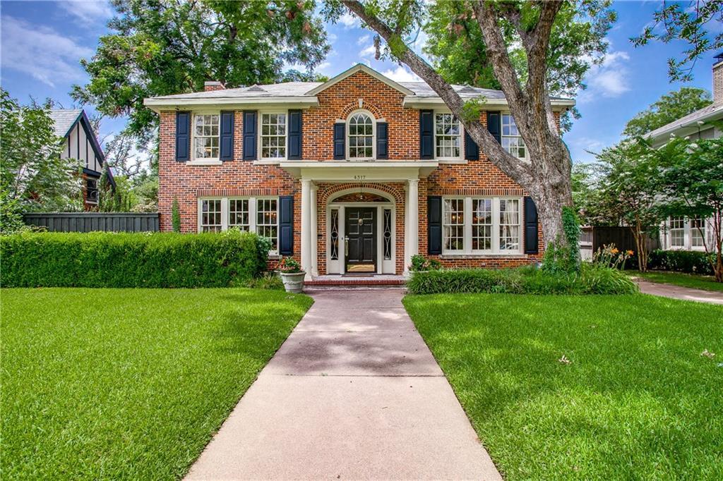 4317 Rawlins Street, Dallas, TX 75219