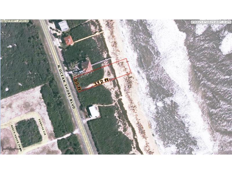 6987 N OCEANSHORE BOULEVARD, PALM COAST, FL 32137