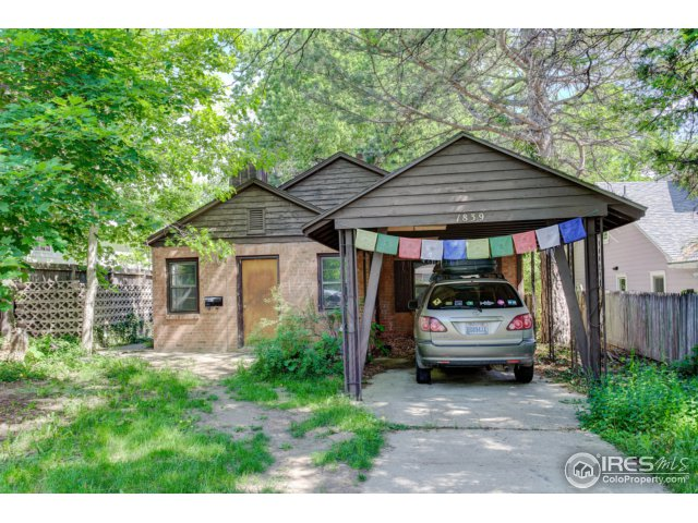 1839 Mariposa Ave, Boulder, CO 80302