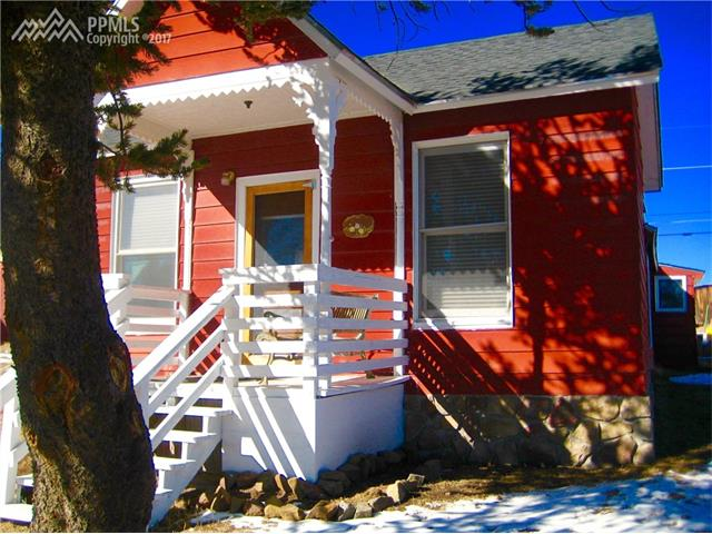 221 W Bennett Avenue, Cripple Creek, CO 80813