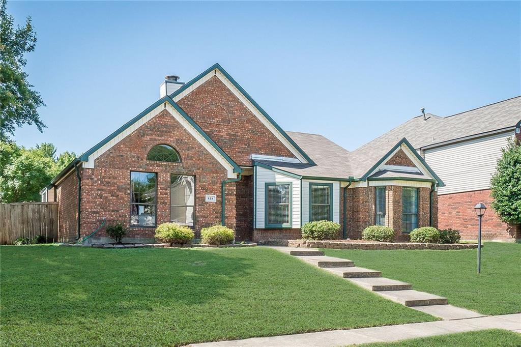 818 Fawn Valley Drive, Allen, TX 75002