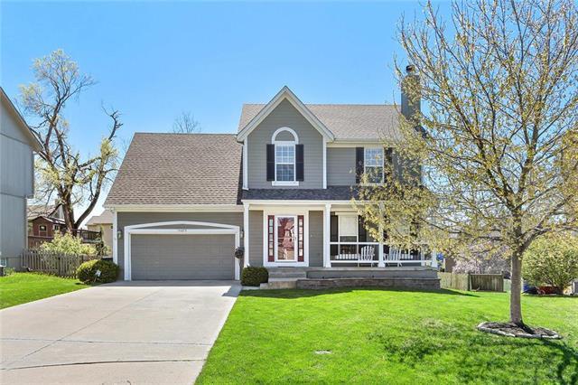 14675 W 151 Terrace, Olathe, KS 66062