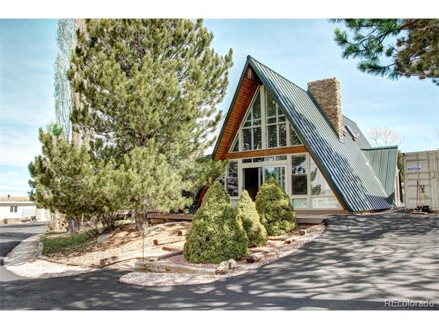 6505 S Russellville Road, Franktown, CO 80116