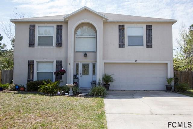 27 Buffalo Grove Drive, Palm Coast, FL 32137