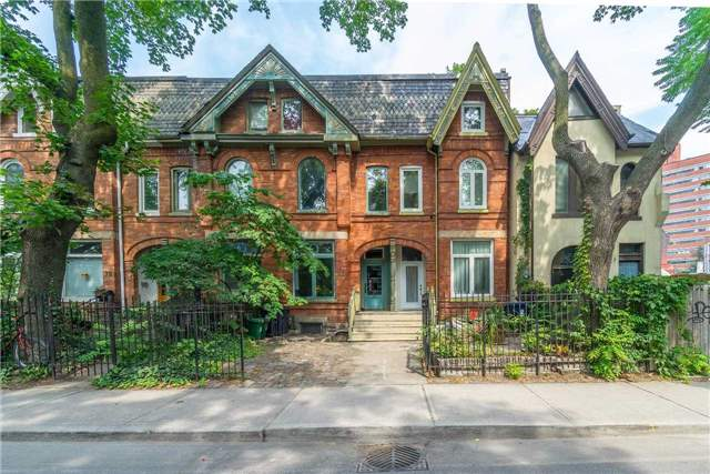 84 Mcgill St, Toronto, ON M5B 1H2