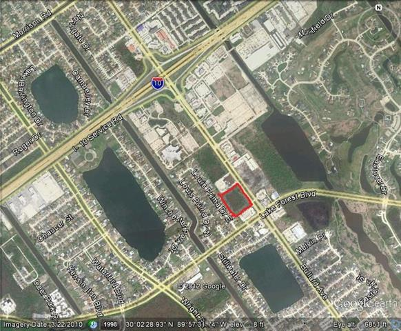 15 LAKE FOREST Boulevard, NEW ORLEANS, LA 70128
