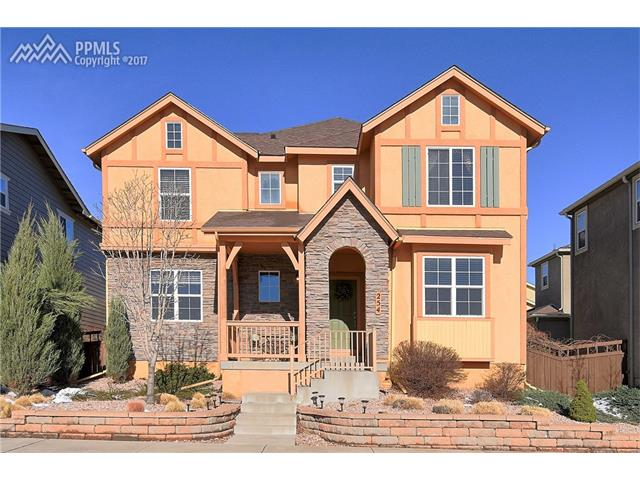 254 S Raven Mine Drive, Colorado Springs, CO 80905
